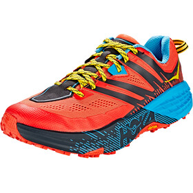 Hoka One One Speedgoat 3 Chaussures de trail Homme, nasturtium/spicy orange